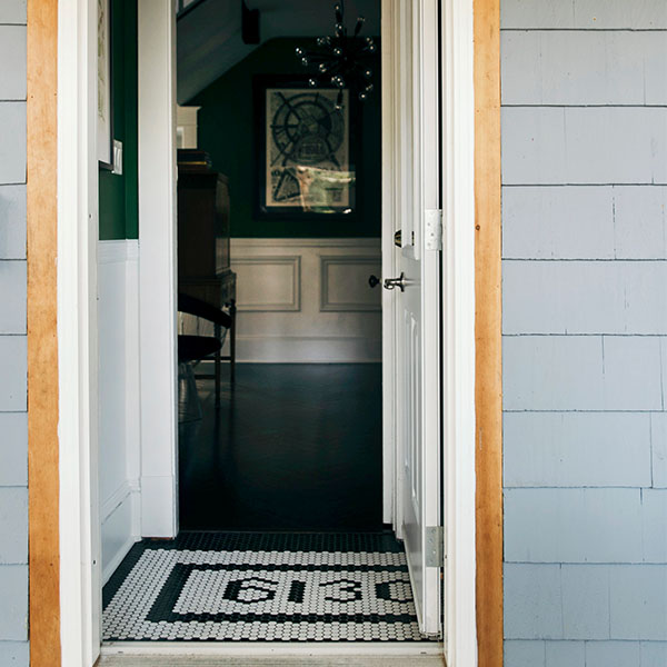 home renovation front entry