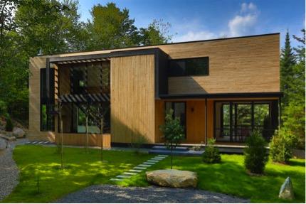 Case in legno: una crescita esponenziale