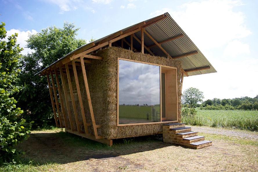 11 materiali per costruire in modo naturale