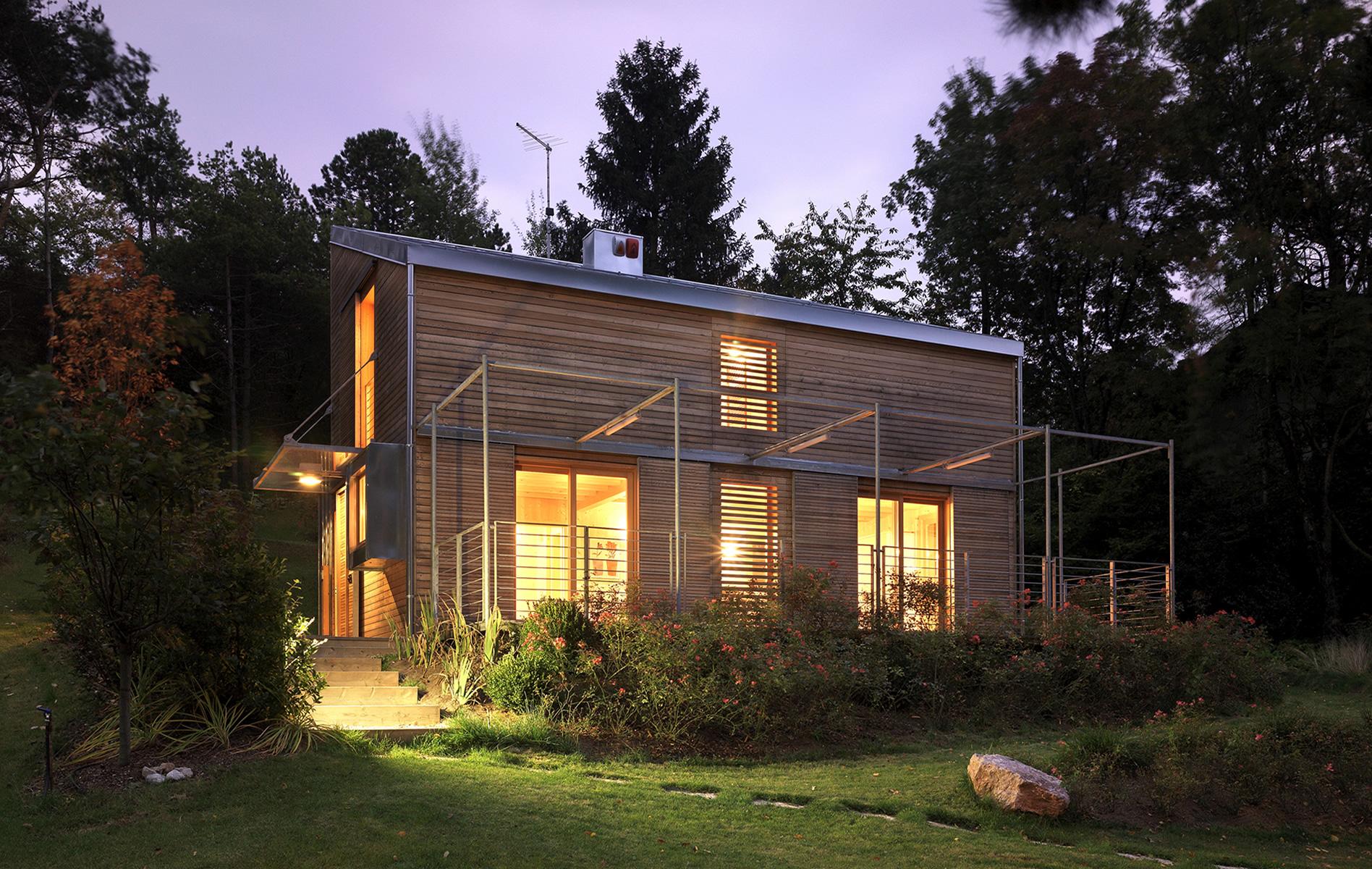 Gli eventi sismici e le case in legno