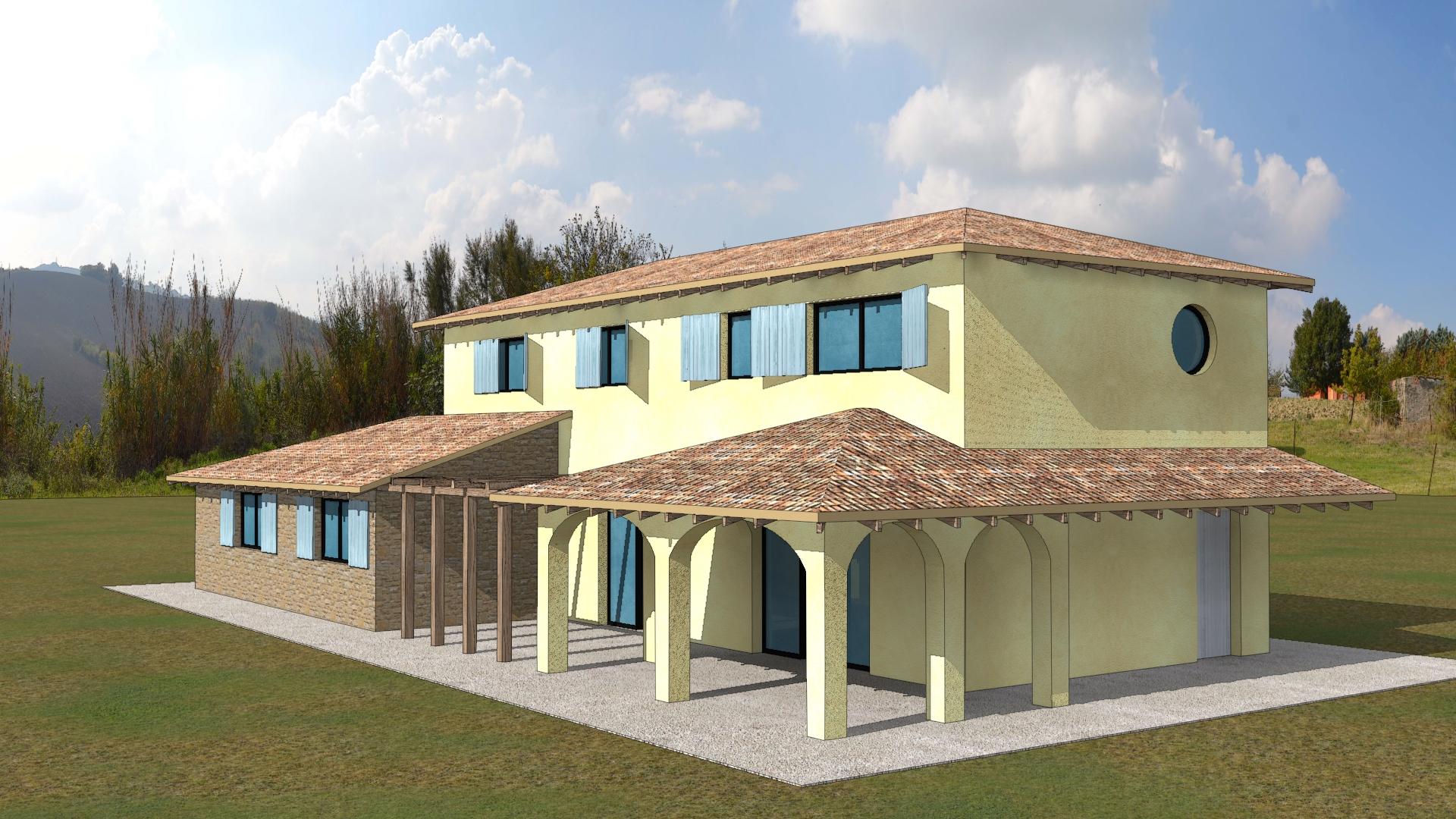 Casa in Legno - Cesena