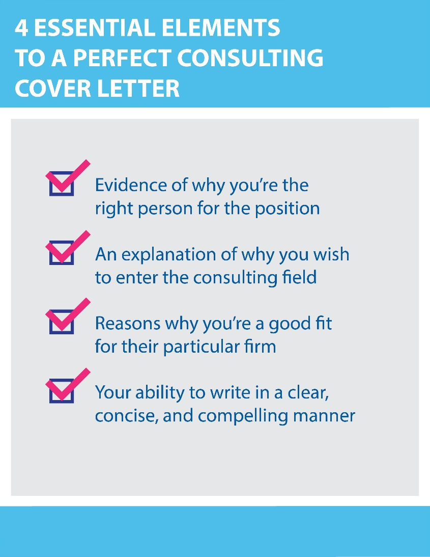 Clear Channel Account Executive Cover Letter 11 Tips For Writing The Perfect Consulting Cover Letter With An