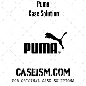 Puma Case Solution and Analysis, HBS Case Study Solution