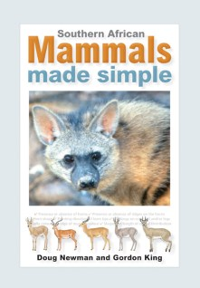 Southern African Mammals Made Simple