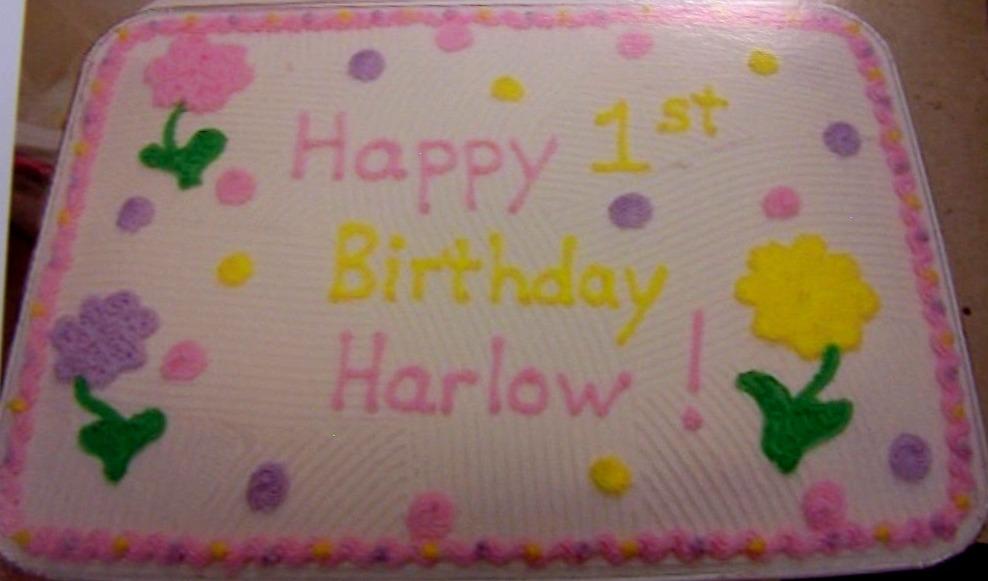 How Big 3 4 Sheet Cake