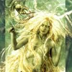 Les contes de la Tisseuse de Léa SilhoL