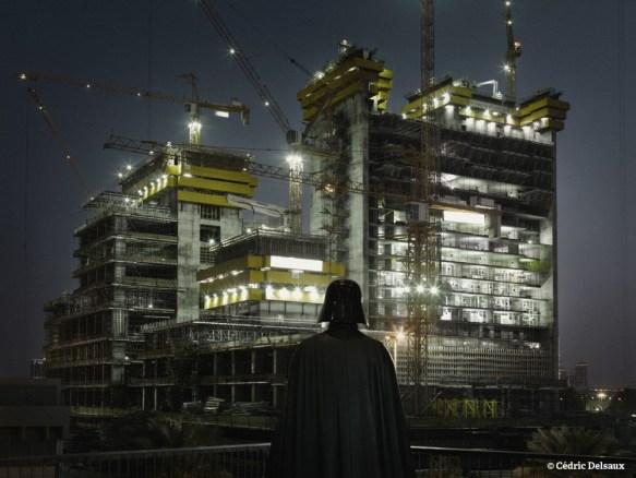 Darth Vader - Dubai 2009
