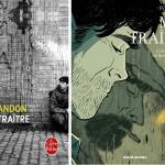 Mon traître – Sorj Chalandon – Pierre Alary (Grasset / Rue de Sèvres)