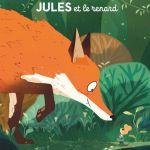 Jules et le renard – Joe Todd-Stanton (L'Ecole des loisirs)