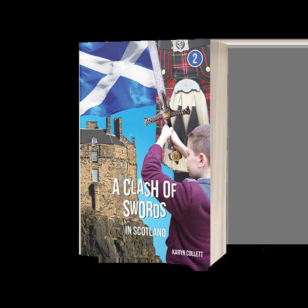 A Clash of Swords in Scotland - Case of Adventure .com