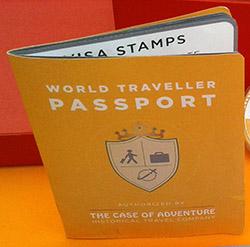 Passport - Case of Adventure .com