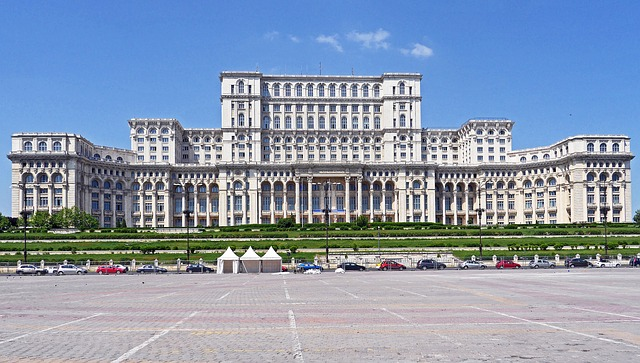 Romania Palace of Parliament - Countries for Kids - CASE OF ADVENTURE .com