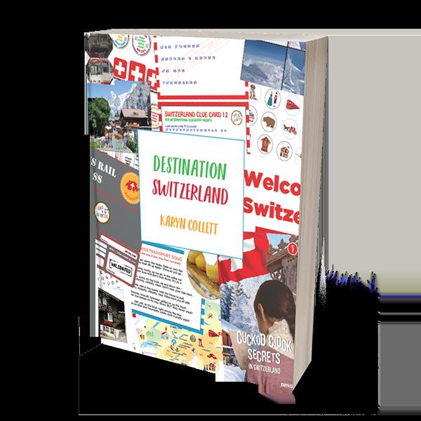 Destination Switzerland - Case of Adventure .com
