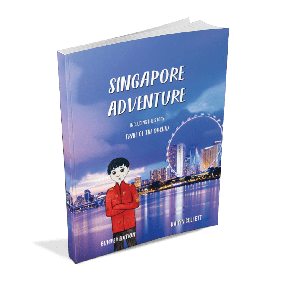 Singapore Adventure - Case of Adventure .com