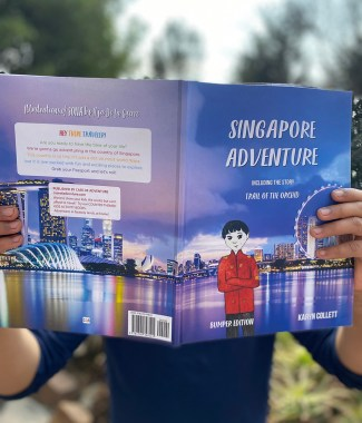Singapore Adventure from Case of Adventure