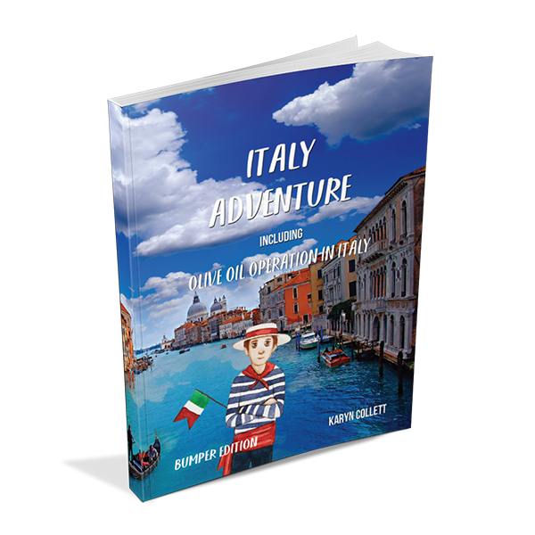 image about Our Adventure Book Printable identified as Italy for Young children - Italy Experience and No cost Italy Printables