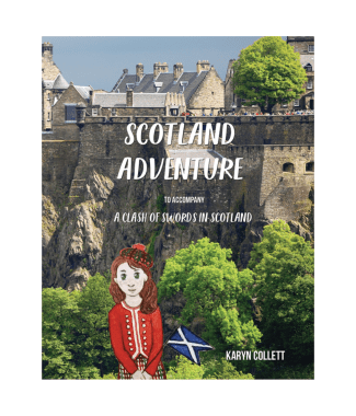 Scotland Adventure Digital Product from Case of Adventure .com