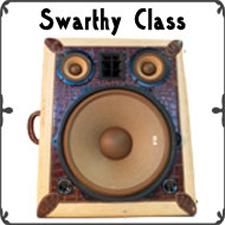 swarthy