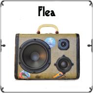 Flea-border