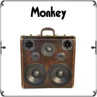 Monkey-border