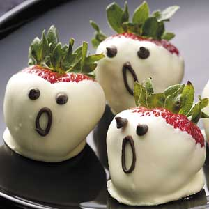 Fantasmini di fragole