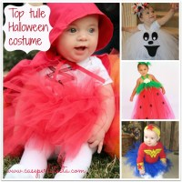 Idee facili e veloci per costumi di Halloween fai da te con il tulle *  Quick and easy ideas for DIY Halloween costumes with tulle