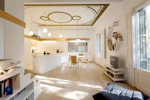 Amenajarea casei in stil italian si elegant