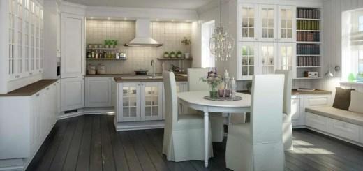 Amenajarea casei in stil norvegian foarte practica