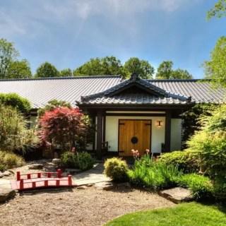 Casa in stil japonez din America
