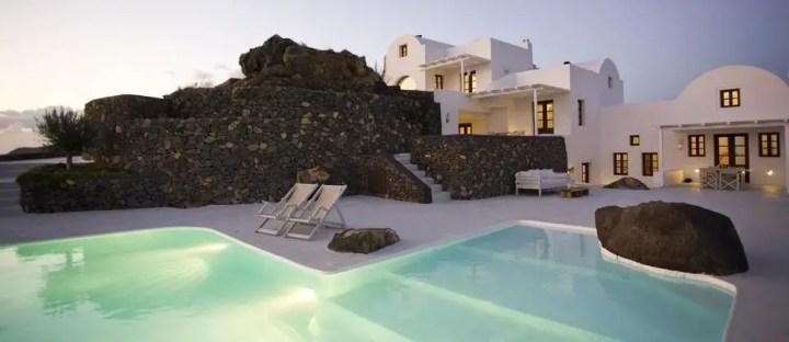 Case in stil grecesc exotice