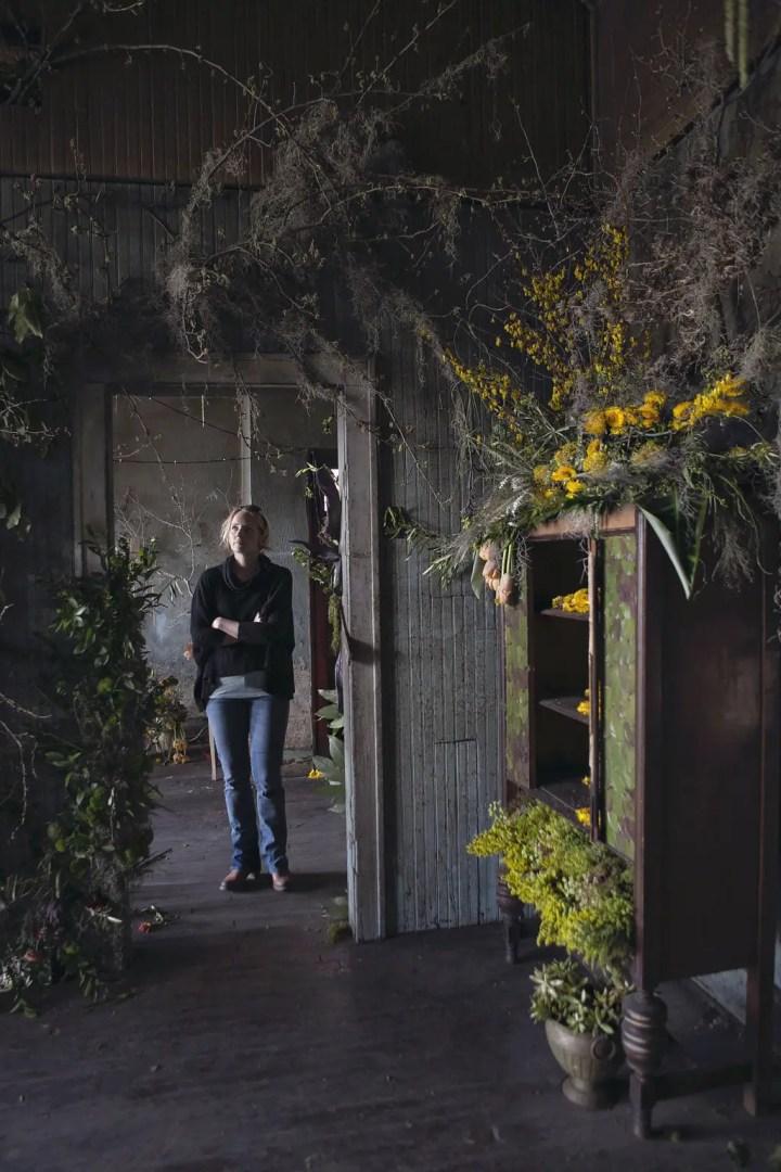 Frumusetea unei case abandonate din Detroit