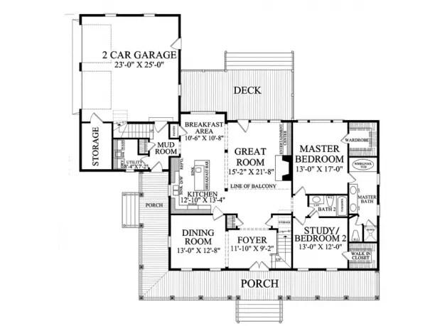 Proiecte de case cu etaj si veranda in America