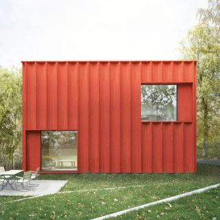 Casa din clickuri din Suedia