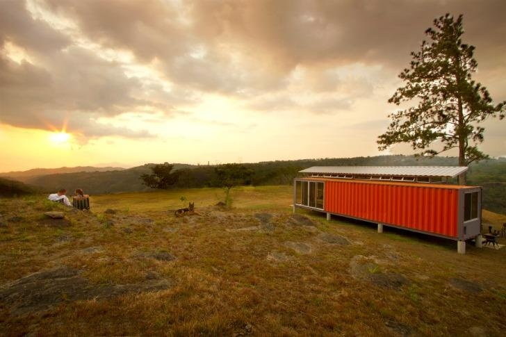 case din containere maritime modele de lux