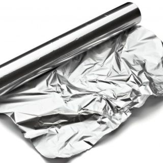 folie de aluminiu