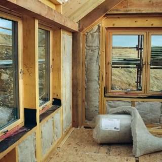 Izolatii pentru casa din lana naturala la indemana