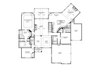 Home plans with in-law suite