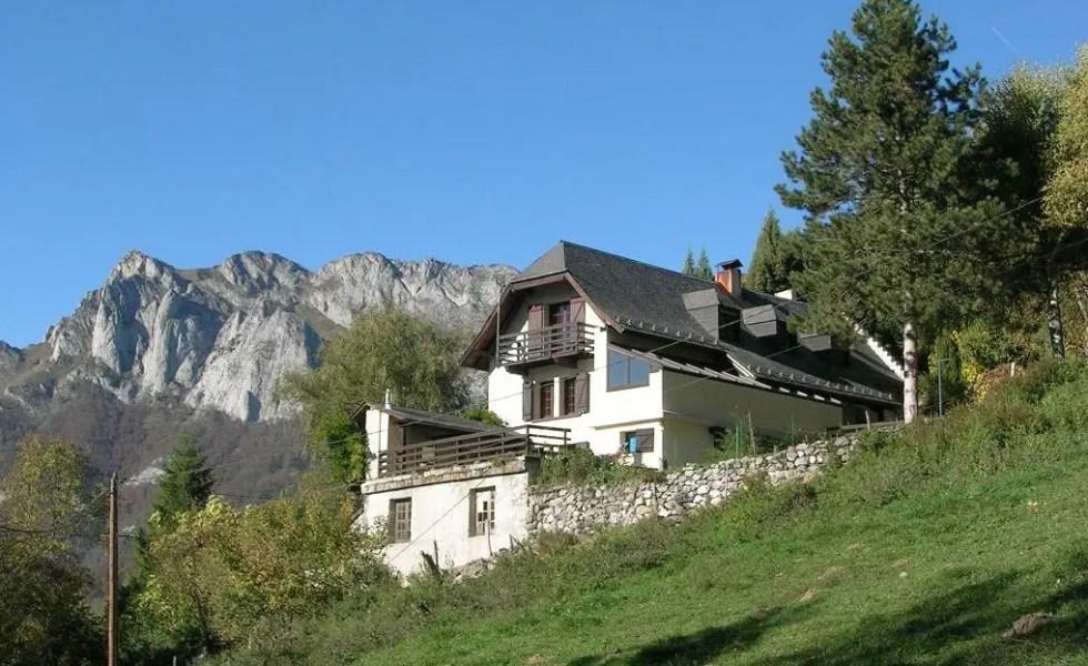 Proiecte de case la munte interesante