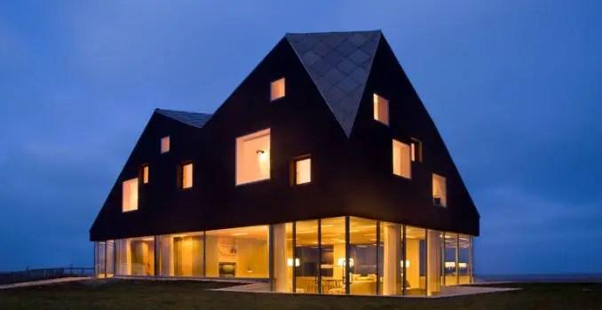 Casa de pe dune din Anglia
