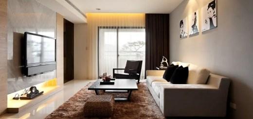 Idei de amenajare a livingului acasa