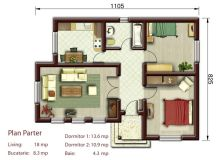 Cottage style homes plans - elegance resides in small spaces