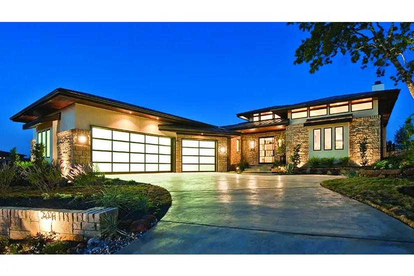 Proiecte de case moderne spatiu si lumina for Casa moderne