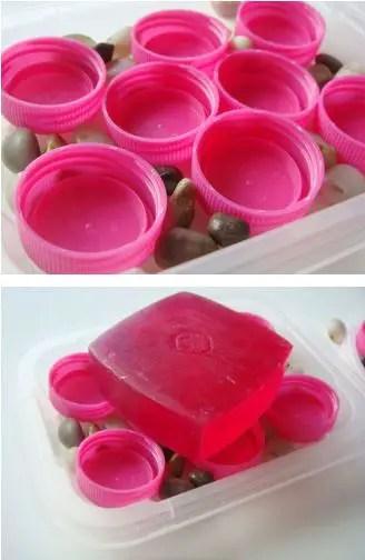 Ce poti face cu dopurile de plastic de la PET-uri acasa