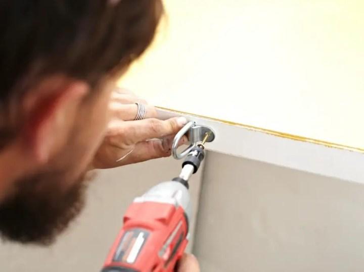 Construirea unei usi glisante building a sliding door 10
