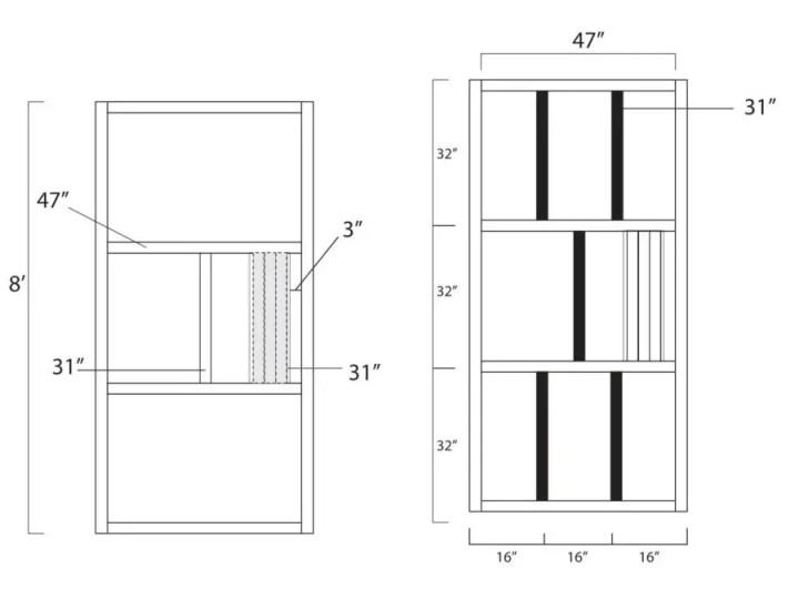 Construirea unei usi glisante building a sliding door 4