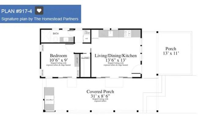 proiecte de casa cu o camera small one room house plans 3