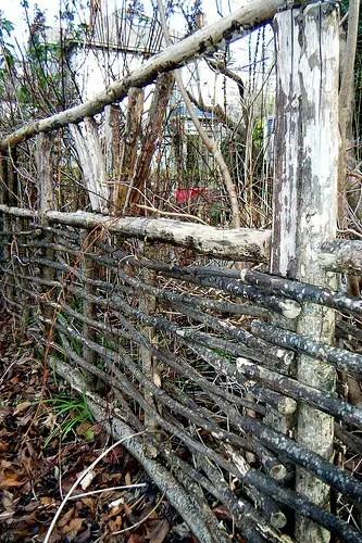 Modele de garduri rustice din lemn rustic wood fences 8