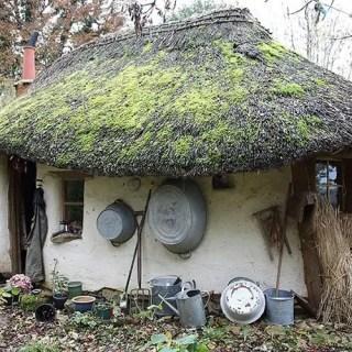 Casa din chirpici din Anglia