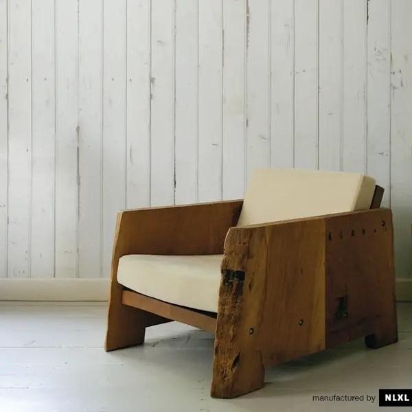 Mobilier rustic din lemn rotund acasa