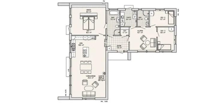 proiecte de case suedeze Swedish style house plans 5